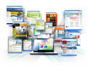 Internet Website Computer Laptop